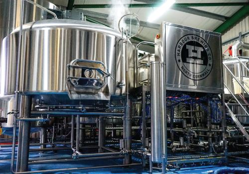Harbour Brewing Co - brewhouse