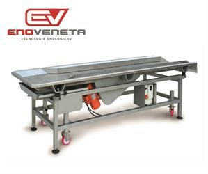 Enoveneta Vibrating table for grape sorting, type TVC