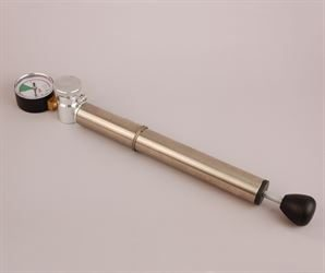 Stainless steel air pump