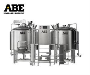 2 Vessel Brewhouse from ABE Beverage Equipment