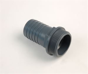 BSP male hosetail (polypropylene)