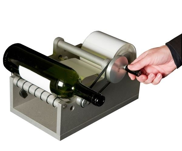 VL/4 Hand operated Label applicator (bottle & labels not supplied)