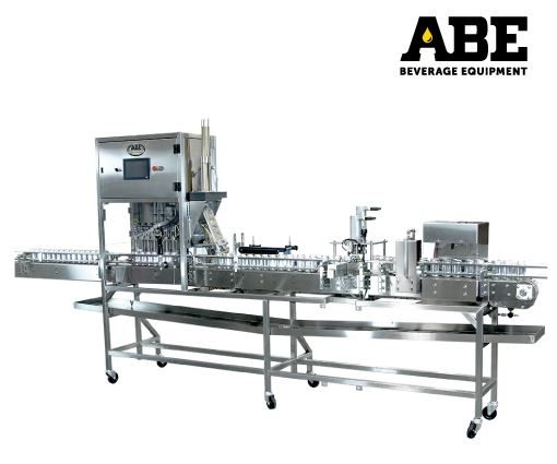 LinCan Canning Line from ABE Beverage Equipment