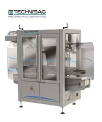 C'Booster Top 720/900 automatic bag to box packing machine