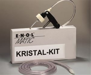 Kristal kit for Enlmatic vacuum filler (available separately)