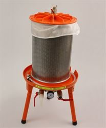 Sack in 40 litre Hydropress (available separately)