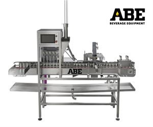 CraftCan35 Canning Line from ABE Beverage Equipment