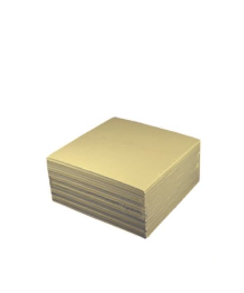 Filter sheets 20 x 20 cm 10 micron - pack of 25