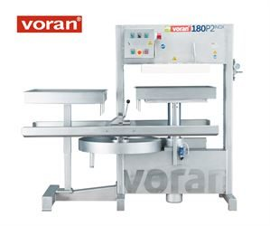 Voran 180PS swivel bed stainless steel hydraulic press