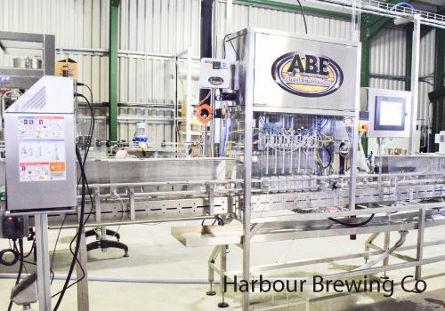 Harbour Brewing Co - Vigo canning installation
