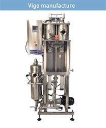 Vigo carbonator / counter pressure filler