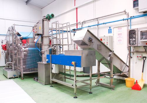 Cornish Orchards - cider system & bottling line