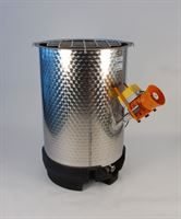 Stirrer/rouser in Speidel sugar mixing tank (available separately)