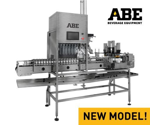 New! CraftCan Duo16 Canning Line from ABE Beverage Equipment